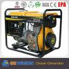 5kw 6kw Saleable Powered Diesel Generator