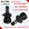 2016年のMatecの最もよい価格多色刷りLEDのヘッドライトの球根9007 H4 H7 9005 9006台の車LEDのヘッドライト