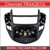 GPS, Bluetooth를 가진 Chevrolet Trax (2013년)를 위한 특별한 Car DVD Player. A8 Chipset Dual Core 1080P V-20 Disc WiFi 3G 인터넷 (CY-C309로)