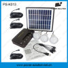 3PCS High Brightness LED BulbのSolar Energy Kits
