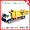 95m3/H Electric Truck Concrete Pumps