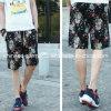 Pantaloni di scarsità floreali degli uomini dell'Hawai di stampa di modo all'ingrosso