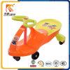 Nouveaux jouets en plastique pour bébé Design simple Assemblage facile Cheap Kids Swing Cars