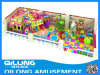 Candy Indoor Children Playground Equipment (QL-150427G)