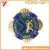 Подгонянный значок эмали металла имитационный с самым лучшим ценой (YB-SM-40)