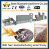 Maquinaria nova da fabricação da alimentação dos peixes do projeto