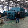 Het Vulcaniseren van de Transportband Machine met Verklaard Ce