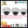 HD Cvi de Zoomlens Dome Camera 2.0megapixel 1080P Waterproof IRL Hdcvi Camera van Motorized Auto