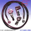 6-контактный разъем RF (4+2) Adatper BMW антенный провод жгута проводов