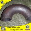 Cotovelo Sch160 dos encaixes de tubulação de aço