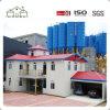 Spitzenheller Stahlkonstruktion-Kleber-Luxuxvorstand-Fertiglandhaus-Haus