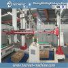 小規模の水びん詰めにする工場のための半自動Palletizer