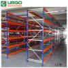 L'acier de l'entrepôt de stockage de charges moyennes d'étagères en métal