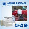 Alimentación caliente de fibra de vidrio de alta resistencia del tubo de rollo de cinta para la reparación de envolturas