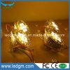 Lampe externe de l'alliage d'aluminium 7W 7*2W 14W AR111 G53 GU10 DEL de gestionnaire de la CE EMC LVD RoHS