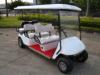 4+2 Seaters 도매를 위한 전기 골프 카트