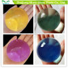 A água de cristal enorme grande do solo que absorve Orbeez perla o brinquedo dos miúdos da esfera da água