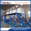 Légumes de raffinerie de pétrole de Soja Huile de qualité en haut de la machine
