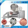 Máquina del cortador del tazón de fuente de la carne del vacío del acero inoxidable Zkzb-125 para tajar industrial de la carne de Halal