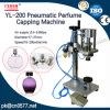 작은 복용량 (YL-200)를 위한 압축 공기를 넣은 병 캡핑 기계