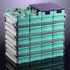 Blocos ambientais da bateria de íon de lítio da energia 3.2V 100ah para a luz de rua solar