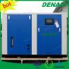 Menos de Oilless del tornillo de aire compresor No-Lubricado silencioso 20HP sin aceite/