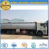 Autocisterna pesante del combustibile di capienza del camion 30t del serbatoio dell'olio di Shacman 8X4