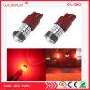 39-SMDブレーキテールライトのための高い発電2835のChipsets Xtremely極度の明るい7443の7440のT20赤いLEDの球根