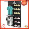 Boutique en ligne de magasins de vêtements avec support de chaussure pour magasin