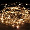 Luces de hadas de la Navidad al aire libre impermeable del LED para las decoraciones del árbol de navidad