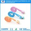 precio de fábrica de sincronización de datos accesorios para teléfonos cable micro USB de carga