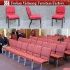 Cadeira de igreja de adoração da capela ergonômica empilhável rosa barata (YC-G75)
