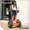 Individu électrique de roue du vélo 2 de qualité de Hight équilibrant outre du char électrique de route