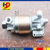 4JG1 enfriador de aceite de núcleo del motor del refrigerador de aceite Radiador para Isuzu (8-97309405-0)