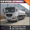 Shacman 6X4 20000L Caminhão de tanque de gasolina com tanque de transporte de petróleo