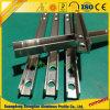 Hohe Präzision CNC für Aluminiumstrangpresßling-Aluminium-Teile
