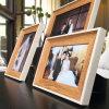 Рамка фотоего изображения венчания типа сбор винограда