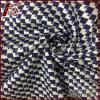 印刷された伸縮性があるスパンデックスのブレンドの絹の綿織物Santin