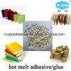 Adhesivo termofusible para papel asa de cuerda haciendo cola