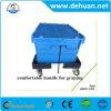 De de de plastic Stapelbare Container van de Distributie/Doos van de Distributie/Doos van de Omzet