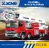 Camion dei vigili del fuoco aereo della piattaforma di XCMG Dg54 (più modelli da vendere)