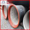 Pipe malléable ISO2531 et EN545 K9 de fer