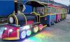 Treno popolare variopinto per uso commerciale