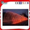 Fontaine colorée de flux laminaire d'horizontal extérieur