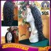 Человеческие волосы Wig/Curly Afro Wigs Kinky Afro для чернокожих женщин