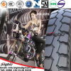 Neumático superior en el neumático de la motocicleta de China (2.75-18)