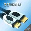 Plugue do metal do cabo de HDMI (XY-0007)
