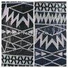 Sequin Embroidery-Flk279 di disegno della geometria