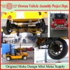La isla original Mini Moke Kits DIY