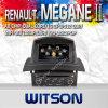 Renault Megane II (2002-2008年)のためのGPS NavigationのWitson Car DVD